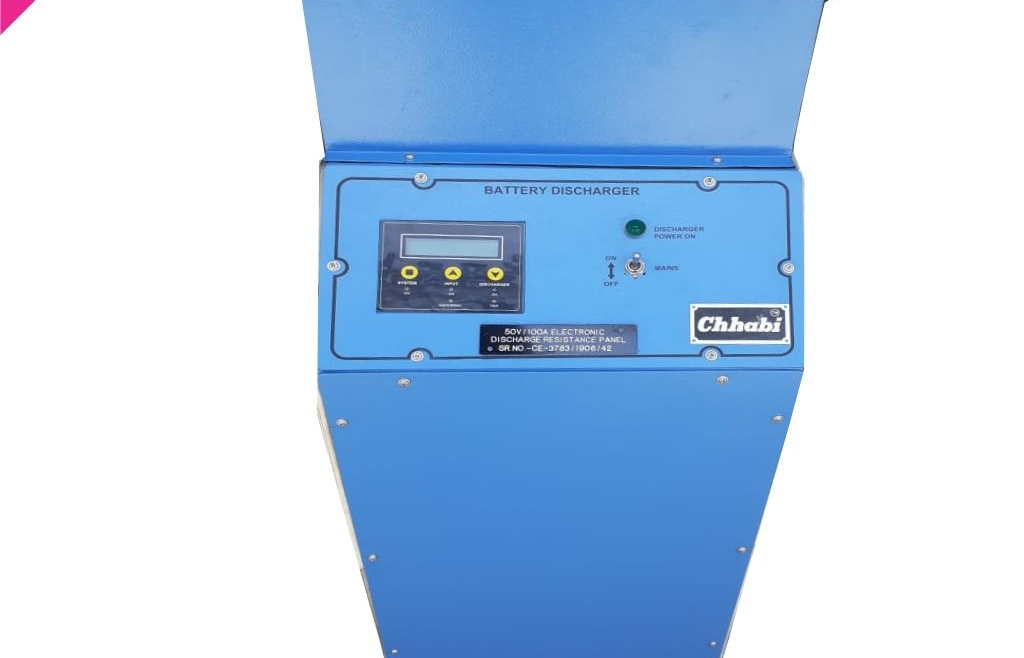ELECTRONIC BATTERY DISCHARGER
