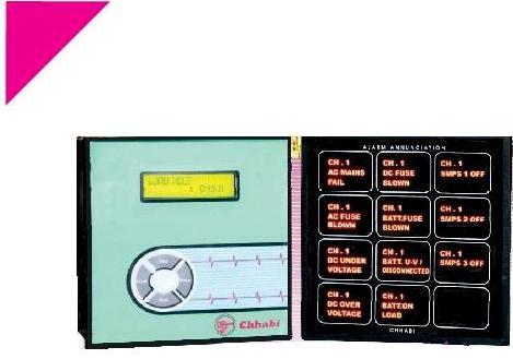Digital Analogue Annunciator – Applications